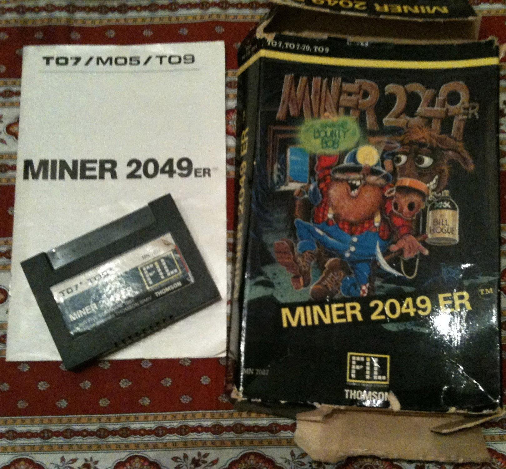 miner 2049er thomson to7 mo5 fil the miner2049er museum the miner2049er museum